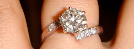 Kristinas Engagement Ring